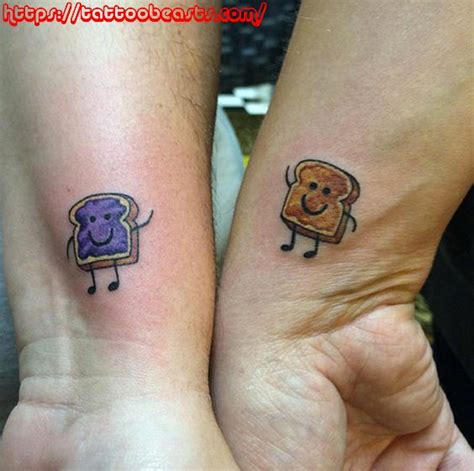small bff tattoos best friend tattoos unique ideas bff