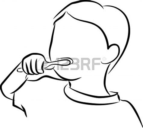 free brushing my teeth coloring pages