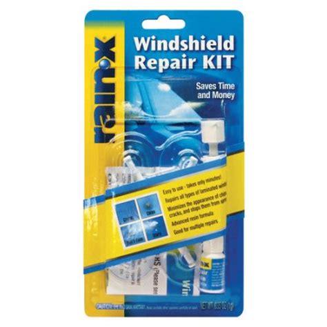 how to repair glass cracks rain x windshield repair kit walmart com