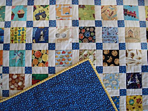 Disappearing 9 Patch Baby Quilt Pattern by I Disappearing Nine Patch Favequilts