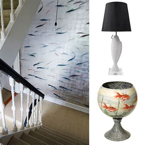 fishing decor for homes fish home decor for summer popsugar home