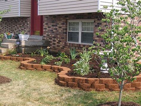 Edging For Flower Beds by Wonderful Way Of Adding Systematic To Your Garden With