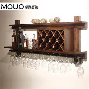 hanging bar cabinets for home wall mounted wood wine rack wine rack wine cooler european