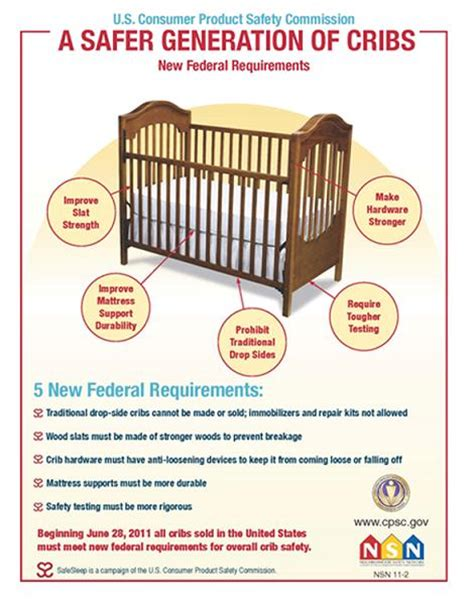 safer cribs for babies available starting todayretailers