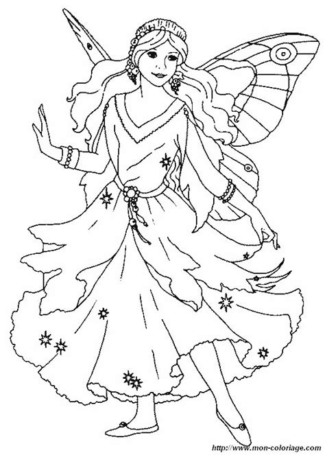 fairies in bloom a flower coloring book books ausmalbilder fee bild fee14