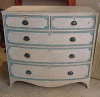 bow fronted chest of drawers antique chests of drawers