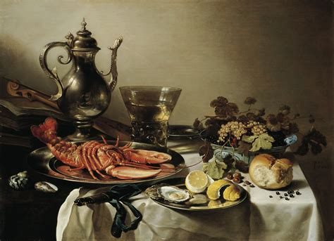 17th century cuisine pieter claesz the free encyclopedia vanitas