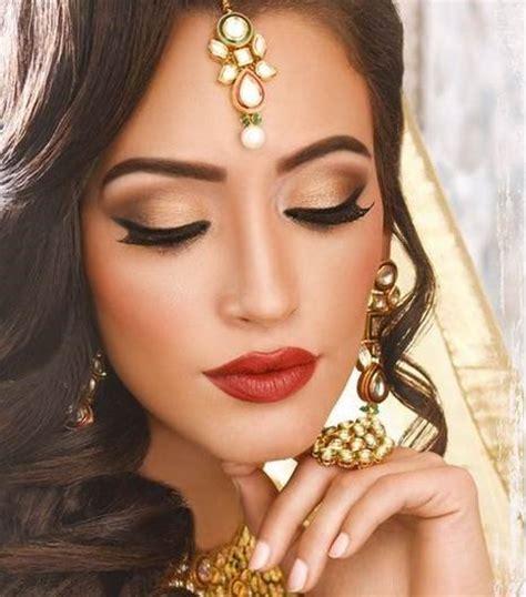 7 Eye Make Up Trends for Indian Brides of 2017!   Blog