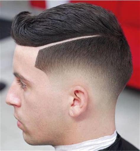 haircut reverse line mens fade haircuts 54 cool fade haircuts for men and boys