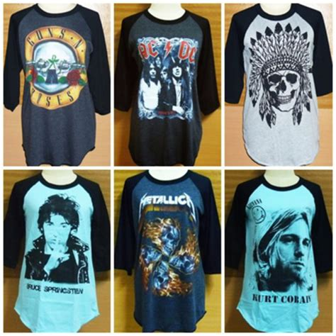 T Shirt Heavy Metal t shirt baseball shirt raglan shirt heavymetal heavy