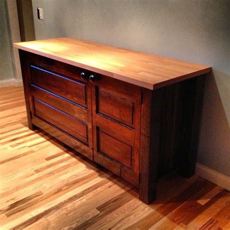 barn wood kitchen island for the house pinterest 100 year old barn wood and a reclaimed schoolhouse door