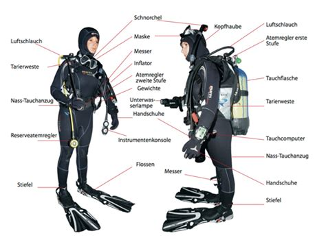 dive kit tauchen in kroatien
