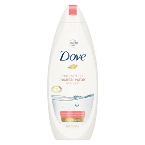 Dove Detox And Purify Shoo by Why You Should Use Micellar Water In The Shower Well