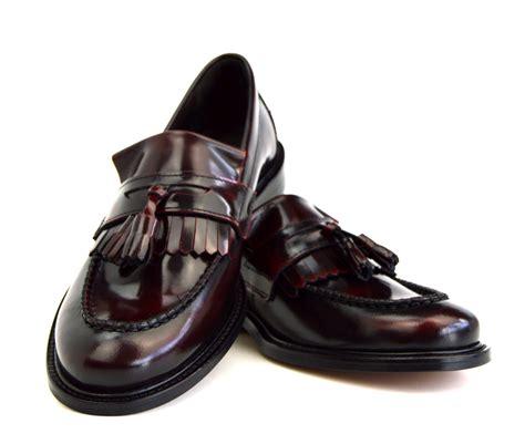oxblood tassel loafers princes oxblood tassel loafers mod ska skinhead
