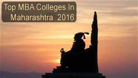Top Mba Colleges In Maharashtra by Top Mba Colleges In Maharashtra 2016