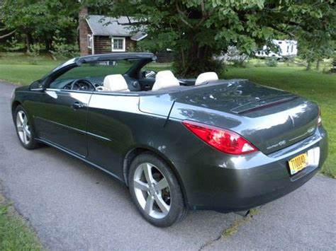 2006 Pontiac G6 Convertible by Find Used 2006 Pontiac G6 Gtp Sport Retractable Hardtop
