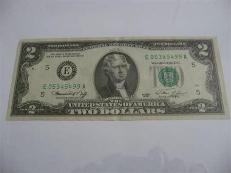 2 dollar fashion 1976 2 dollar bill