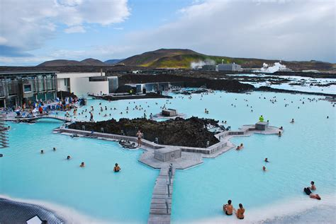 iceland attractions the blue lagoon geothermal spa in iceland