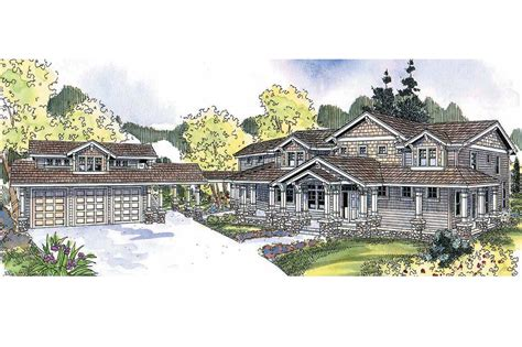craftsman house plans with porte cochere craftsman house plans with porte cochere