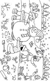 christmas coloring book pictures color