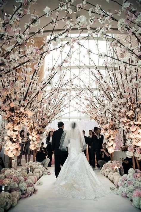 Wedding Arch Couture by Wedding Wednesday A Grand Entrance