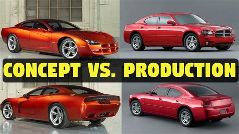 how to learn everything about cars 1999 dodge caravan seat position control 1999 dodge charger r t concept cars vs the real thing youtube