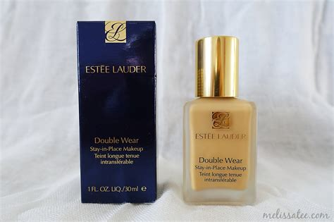 Estee Lauder Wear Foundation Review the blushing introvert estee lauder wear