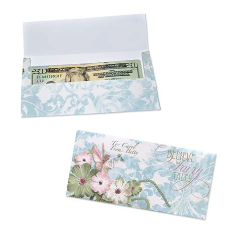 Money Holder Template by Scrapsimple Craft Templates Gift Card And Check Or Money