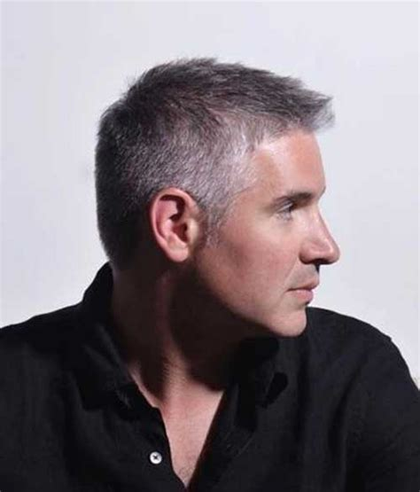 hairstyles for men over 50 with gray hair mens hairstyles very short hairstyles men decent haircuts