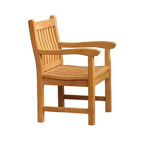 teak outdoor armchairs teak outdoor classic armchairs design ktc 048 indonesian