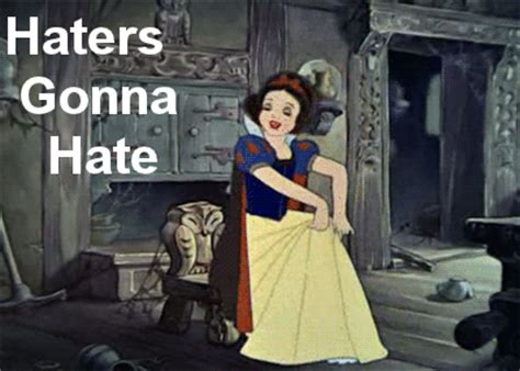 Snow White Meme - weekly feminist gif