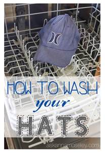 How To Wash Your Hat In The Dishwasher How To Wash Your Hats Trusper