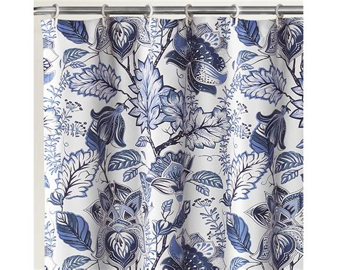 jacobean shower curtain cynthia jacobean shower curtain ebay
