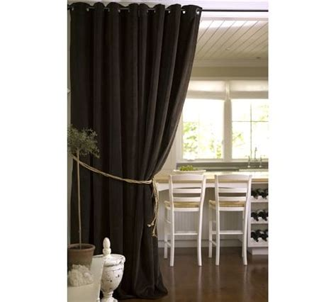 curtain drawbacks 1000 images about curtain dividers on pinterest