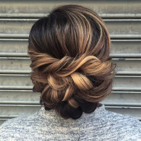 Wedding Hairstyles Done At Home by 30 Beautiful Wedding Updos For 2018 Updos For