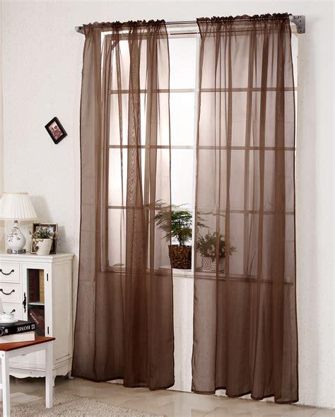 store vorhang gardine gardine mit 50mm kr 228 uselband transparent stores vorhang