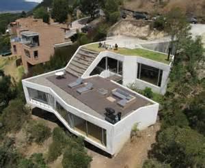 die dachterrasse mit haus sweet home steep hillside house plans with a view arts
