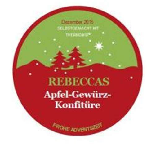 Etiketten Thermomix by Weihnachtliche Motive Etiketten Designer Thermomix