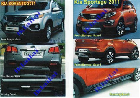 Kia Parts Malaysia Kia Sorento Accessories 2012 Malaysia