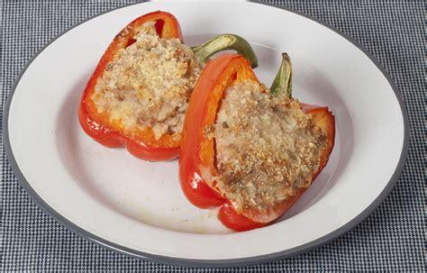 cucina peperoni ripieni ricetta peperoni ripieni di salsiccia le ricette de la