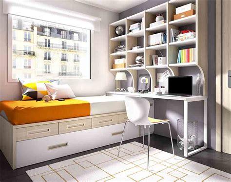 guia  elegir el dormitorio juvenil estanterias