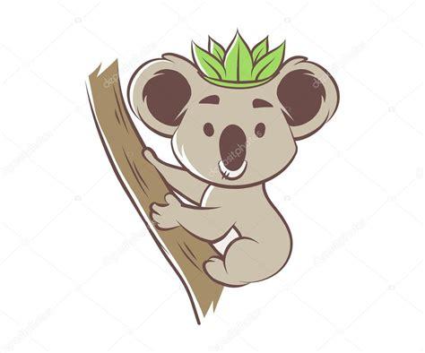 imagenes kawaii de koalas ours du koala mignon dessin anim 233 image vectorielle