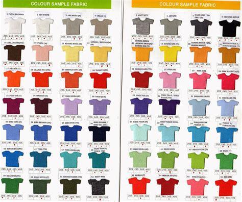 katalog warna kain cotton combed lacoste  blognya