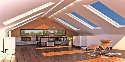 Beleuchtung Dachboden by Moderner Dachausbau