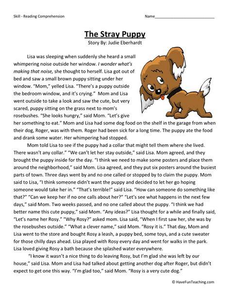 printable worksheets reading comprehension 4th grade reading comprehension 3rd grade free printable worksheets