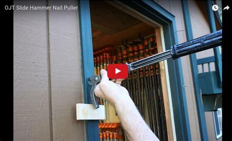 oldschool nail puller  tough nails  protradecraft