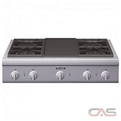 thermador cooktop prices pcg364gd thermador professional series cooktop canada