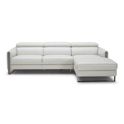 right facing chaise vertigo sofa w right facing chaise light gray eurway