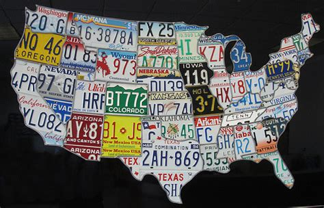 usa license plate map f yeah united states