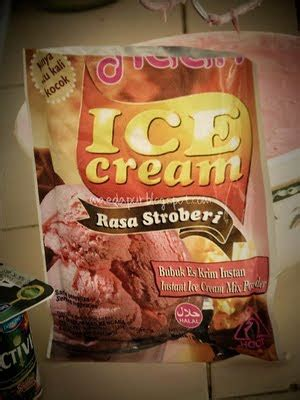 Haan Wippy Bubuk Instant Whip 1 mae s kitchen strawberry sorbet made of haan s instant powder